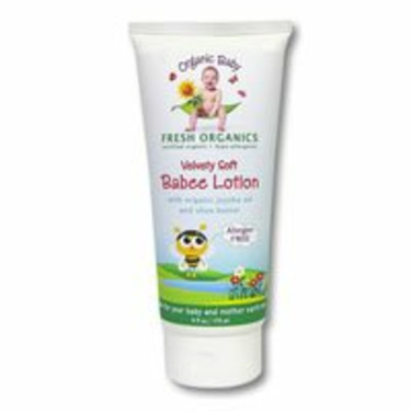 Velvety Soft Babee Lotion 6 Ounces