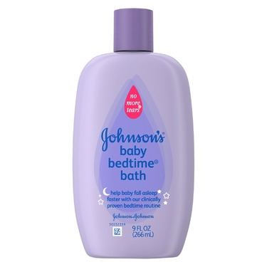 Johnson's® Baby Bedtime® Bath