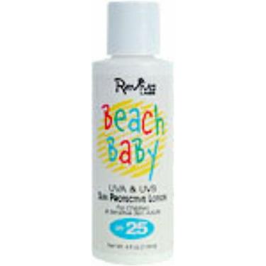 Reviva - Beach Baby Lotion Spf-25, 4 fl oz lotion