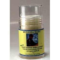 Buddha Baby Fresh Organic Shea Lotion Stick