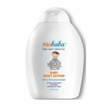 Life-flo - Mababa Baby Body Lotion