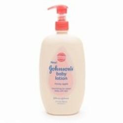 Johnson's Baby Lotion for Sweet Baby Skin in Honey Apple