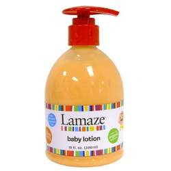 Lamaze Baby Lotion, 10 ounce Pump (Pack of 3)