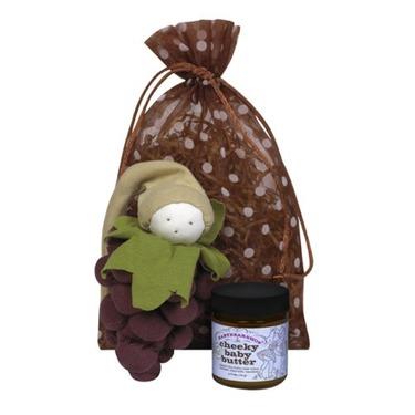 BabyBearShop Organic 'Cuddle' Gift Set for Baby