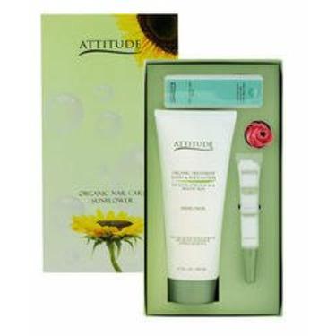 Obey Your Body Magnetude Kit Mud+milk Cleanser+sunflower By Attitudeline Nail Kit +2xseacret Lotion Neutral