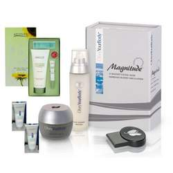 Obey Your Body Magnetude Kit Mud+milk Cleanser+sunflower By Attitudeline Nail Kit +2xseacret Lotion Neutral