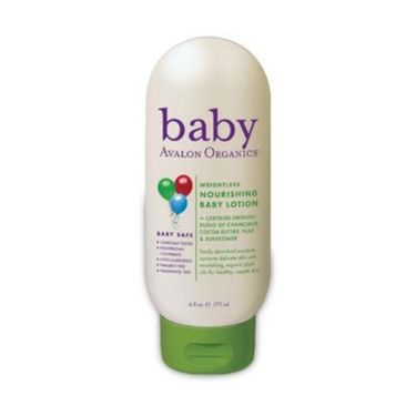 Weightless Nourishing Baby Lotion 6 Ounces
