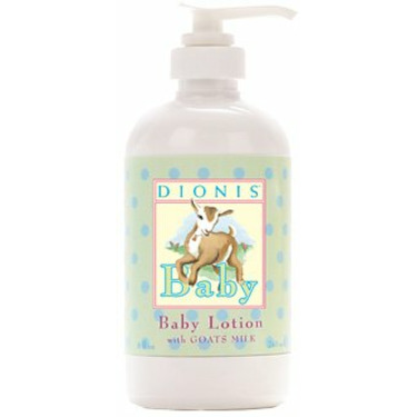 Dionis Baby Lotion with Goats Milk - 8 fl oz