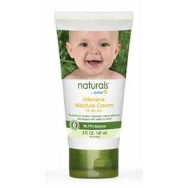 Safety 1st Naturals Intensive Moisture Cream for Dry Skin 5 oz (147 ml)