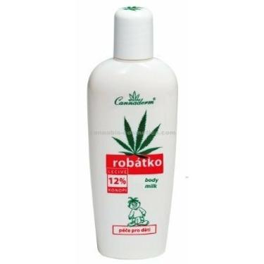 Robatko Baby Body Lotion / Milk for Sensitive skin & Atopic eczema 150ml/3.5 Floz