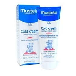 Mustela Cold Cream Nutri-Protective - 1.4 oz.