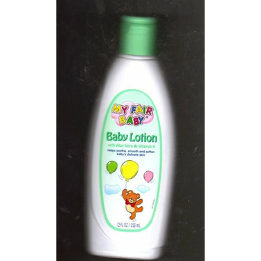 MY FAIR BABY-BABY LOTION