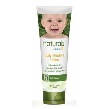 Safety 1st Naturals Daily Moisture Lotion 8 oz (236 ml)