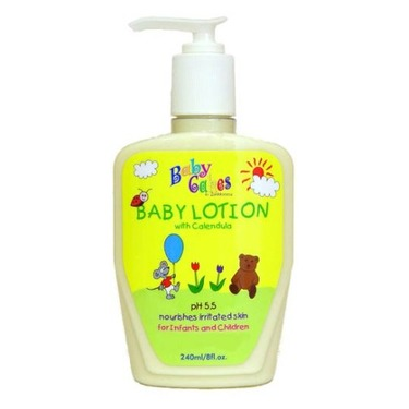 Baby Cakes Baby Lotion