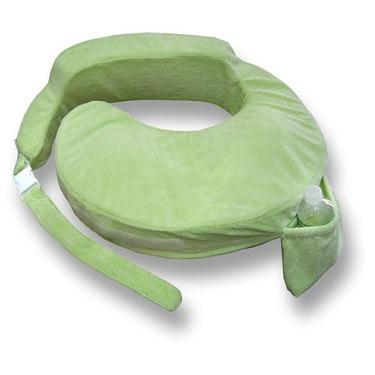 My Brest Friend Deluxe Pillow, Light Green