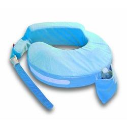 My Brest Friend Deluxe Pillow, Blue