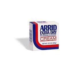 ARRID Extra Dry Anti-Perspirant Deodorant Cream