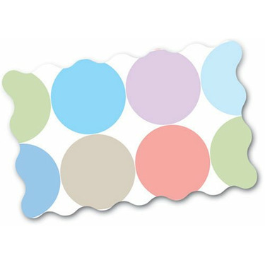 Boppy Cotton Slipcover, Uptown Dots