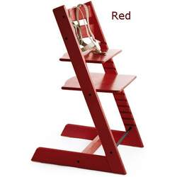 Stokke Tripp Trapp® Highchair - Red