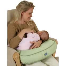 Leachco The Natural - Contoured Nursing Pillow Sage