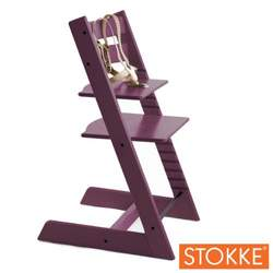 Stokke Tripp Trapp High Chair - Limited Edition Purple