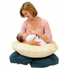 OrganicSmart by Leachco Cuddle-U Nursing Pillow - Natural Ivory