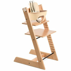 Stokke Tripp Trapp High Chair and Baby Set