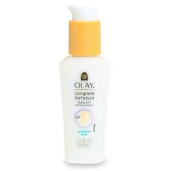 Olay Complete Defense Daily UV Moisturizer SPF 30 for Sensitive Skin