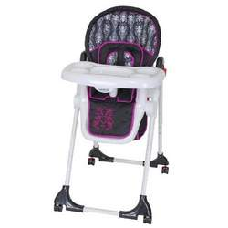 Baby Trend High Chair w/ Removable Dishtray & Basket