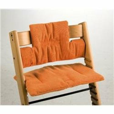 Stokke Tripp Trapp Cushion Pattern: Orange Cord