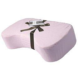 Nursing Pillow in Solid Pink