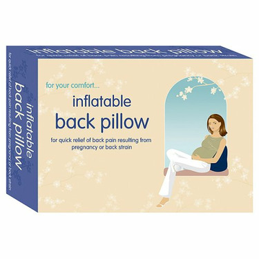 Unisar Inflatable Back Pillow