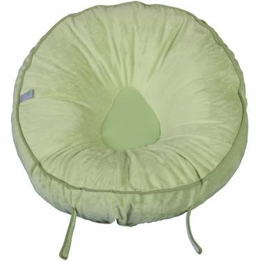 Leachco Podster Plush Infant Lounger - Sage