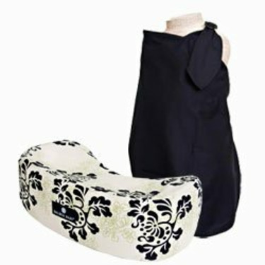 """""""Lovely, Chic n' Simple"""" - Matching Nursing Pillow And Nursing Cover Gift Set - Floral"""