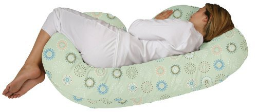 Snoogle Chic Snoogle Total Body Pregnancy Pillow With