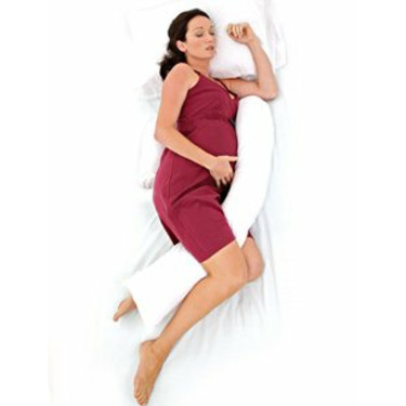 DreamGenii™ Maternity Body Support and Feeding Pillow