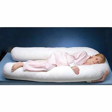 U Shaped Maternity Back Body Pillow
