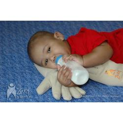 Zakeez ZCL Zaky Therapeutic Positioning Pillow- Cream Left