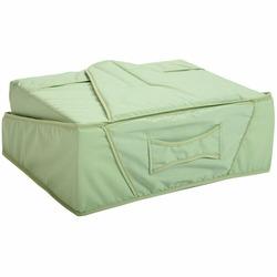 Leachco Back N Shape Adjustable Maternity Pillow Set, Sage