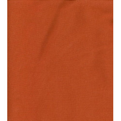 100% Super Soft Cotton Jersey Knit Extra Cover for Theraline Maternity & Nursing Pillow with Easy On - Off Zipper -Red Brown Jersey