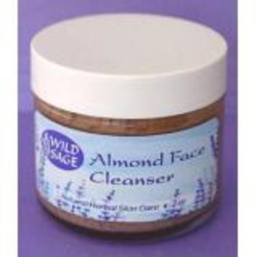 Wild Sage Almond Face Cleanser