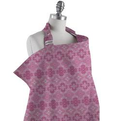 Bebe Au Lait Nursing Cover, Shrine Pink