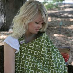 Hooter Hiders Cotton Nursing Cover - Aero