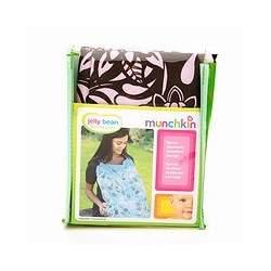 Munchkin Jelly Bean Nursing Cover, Cocoa Rose 1 ea