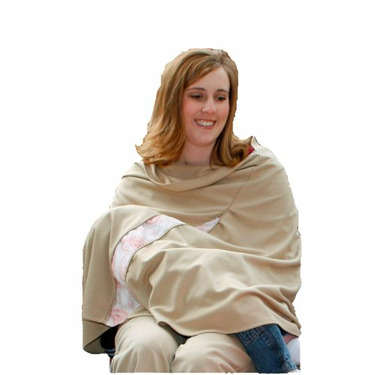 ModestMomz 5-in-1 Nursing Poncho Style - Sadie, Regular/Small