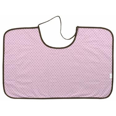 Kushies Nursing Canopy, Pink Polka Dots