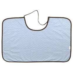 Kushies Nursing Canopy, Blue Polka Dots