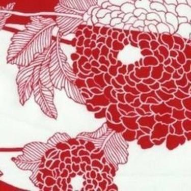 Peanut Shell Nursing Cover, Red Yoko