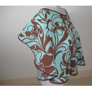 Hawaiian Nursing Covers - Blue Hawaii