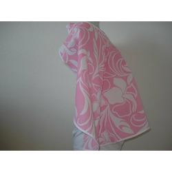 Hawaiian Nursing Covers - Pink Plumeria